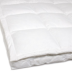 Goose Down And Feather Mattress Toppers